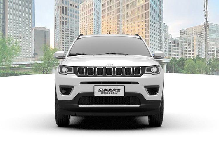 多种动力可选 Jeep发布全新指南者官图高清图片