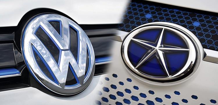 将于2018年投放市场 江淮大众首款车型确定为纯电动SUV