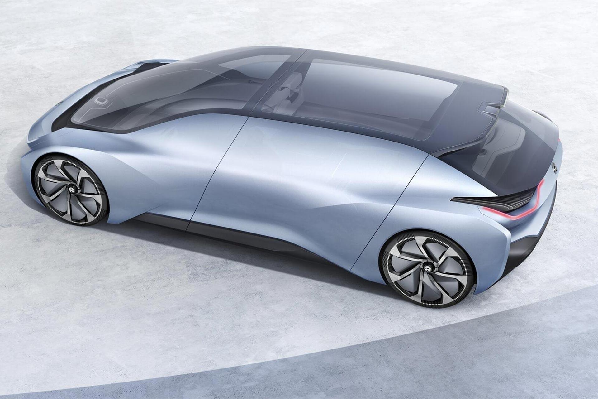 解析蔚来汽车首款量产SUV ES8 预售30万最快年底上市