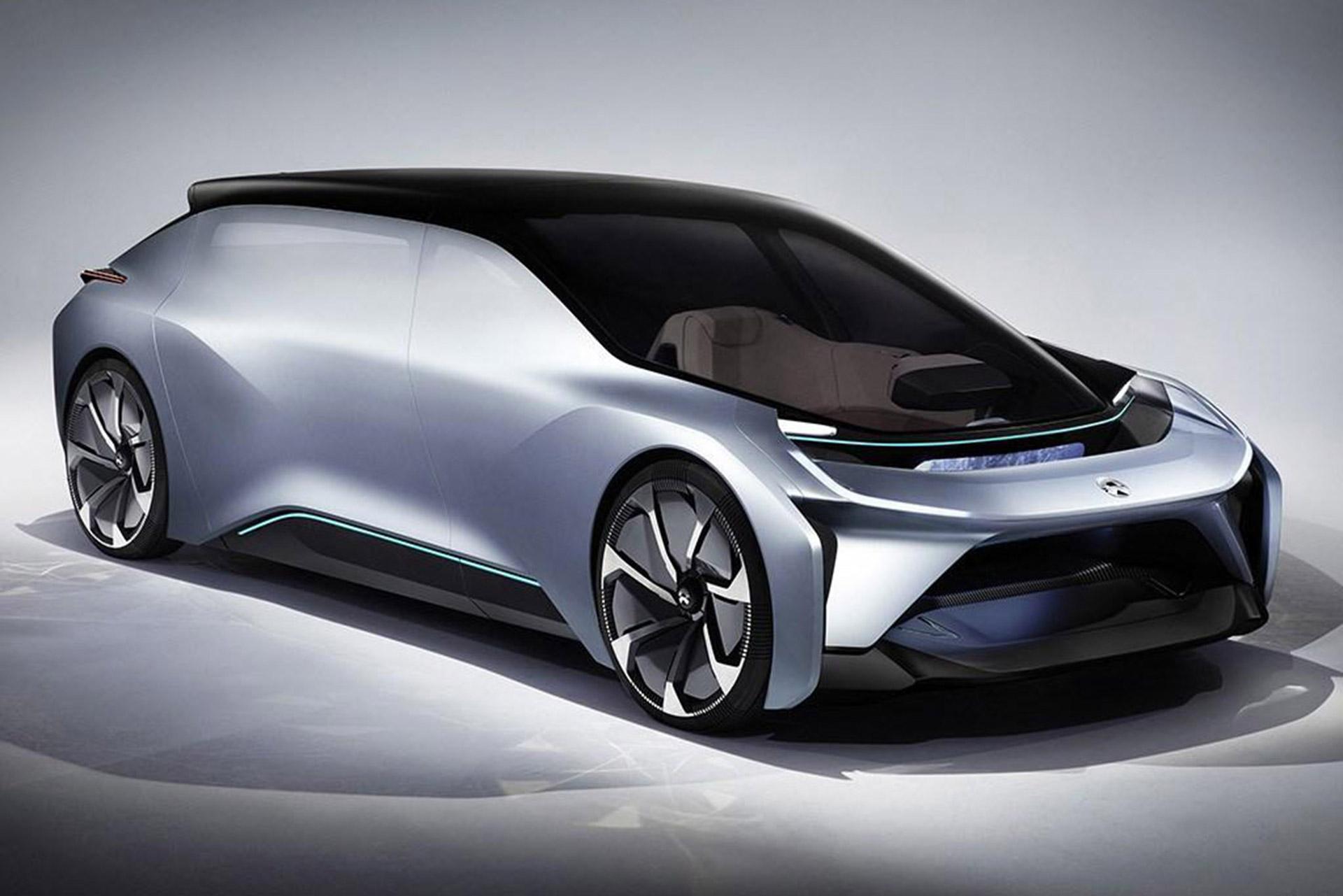 多达36款 上海车展首发/上市新能源新车汇总
