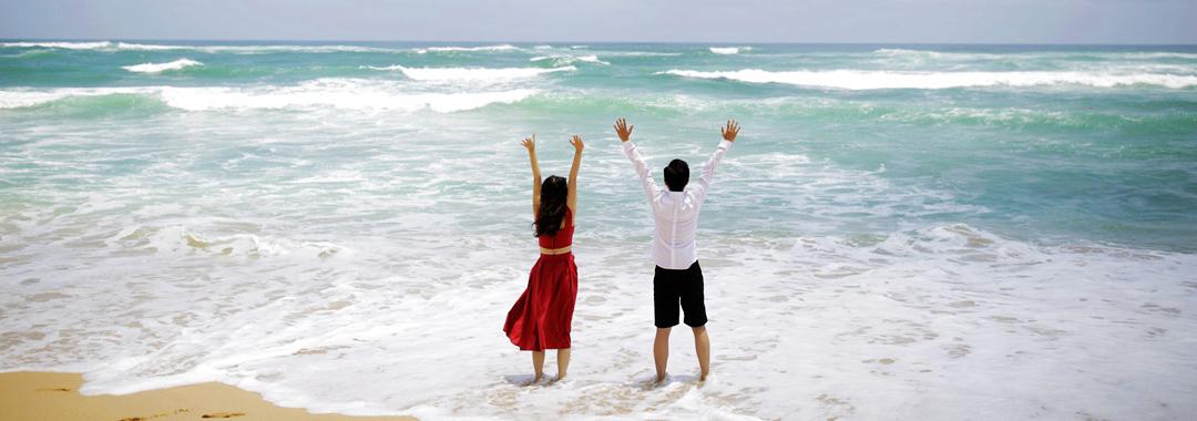 在印度洋上求婚 新能源车友斯里兰卡游记
