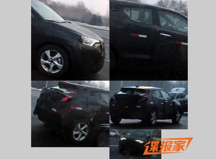 丰田小型 SUV 深度了解丰田C-HR